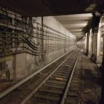 Im Eisenbahntunnel
