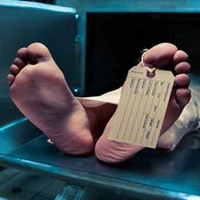 Leichen Präparation